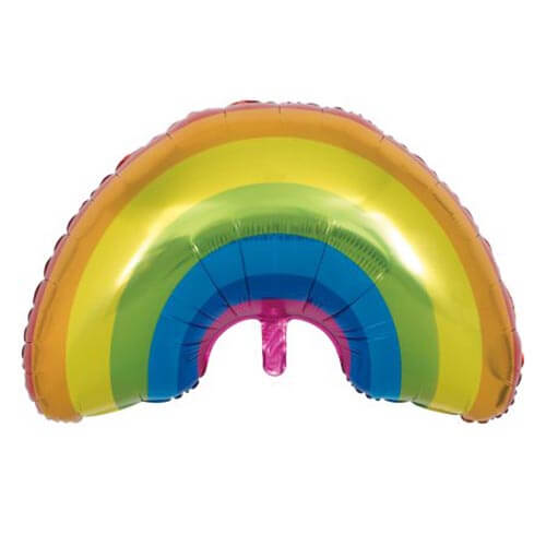 Palloncino arcobaleno UltraShape 1 pezzo