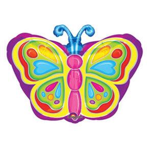 Palloncino farfalla 45 cm 1 pezzo