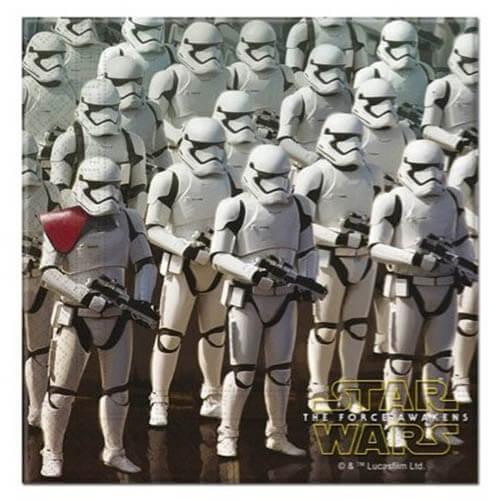 Tovaglioli Star Wars 20 pezzi