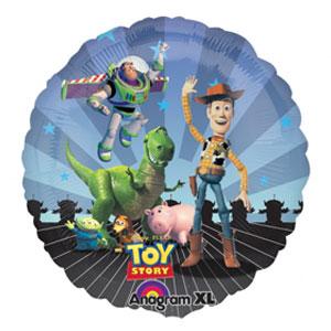 Palloncino Toy Story Disney team 45 cm 1 pezzo