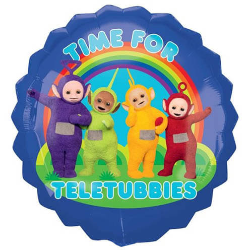 Palloncino Teletubbies SuperShape 1 pezzo