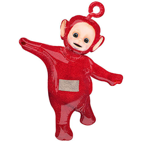 Palloncino Po Teletubbies SuperShape 1 pezzo