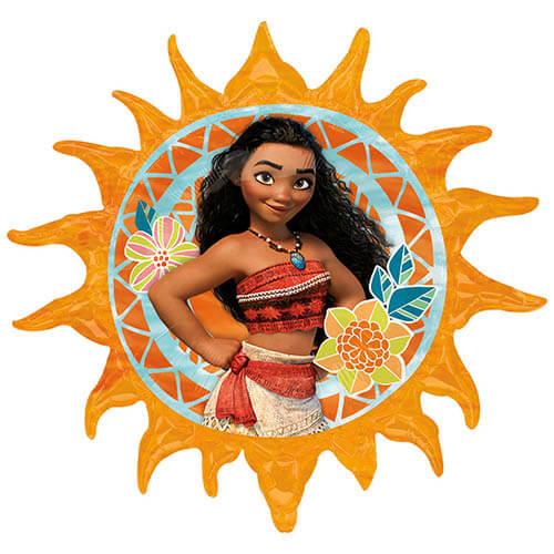Palloncino Vaiana Oceania Disney SuperShape 1 pezzo