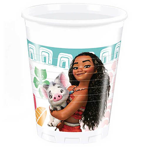 Bicchieri Oceania Disney 8 pezzi