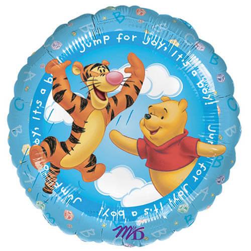 Palloncino Winnie the Pooh 45 cm 1 pezzo