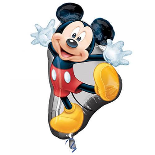 Palloncino Topolino Disney SuperShape 1 pezzo
