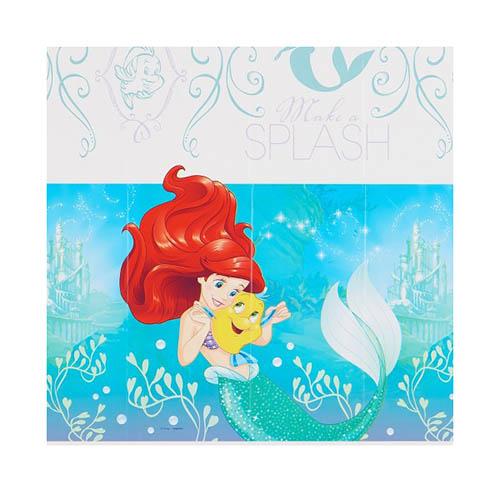 Tovaglia Ariel la sirenetta 1 pezzo