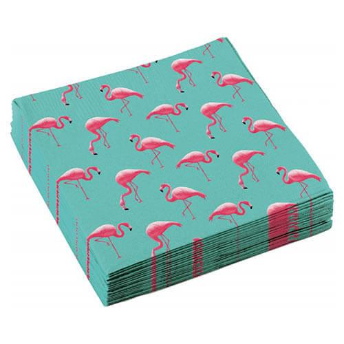 Tovaglioli Flamingo 20 pezzi