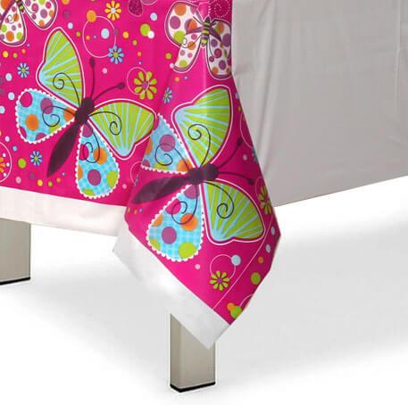 Tovaglia farfalle 1 pezzo