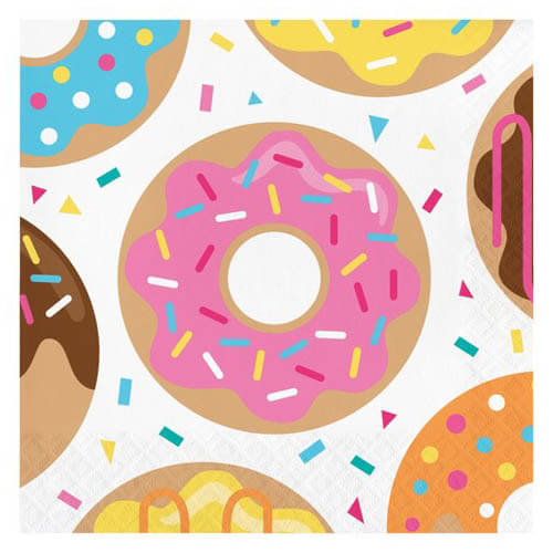 Tovaglioli Donuts 20 pezzi