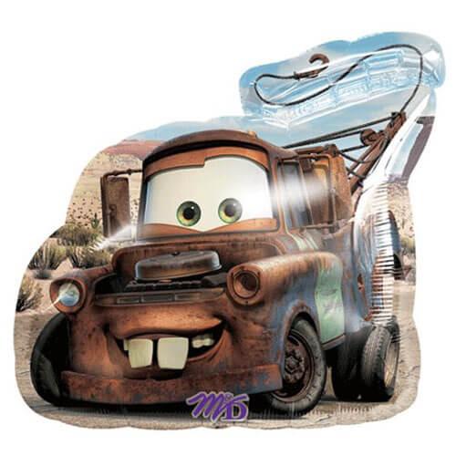 Palloncino Cricchetto Cars Disney SuperShape 1 pezzo