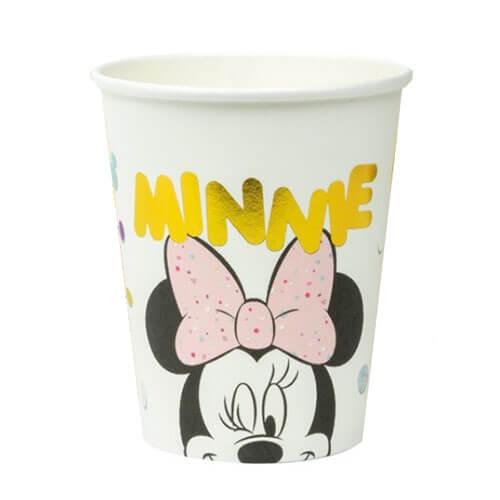 Bicchieri Minnie Disney Premium 8 pezzi