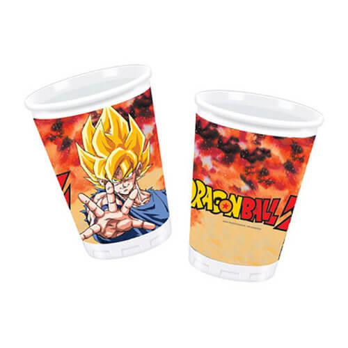 Bicchieri Dragon Ball Z 8 pezzi