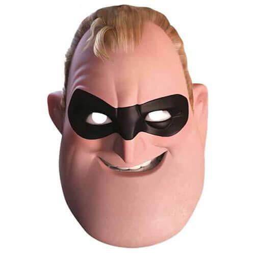 Maschera MR Incredibile de Gli Incredibili 1 pezzo