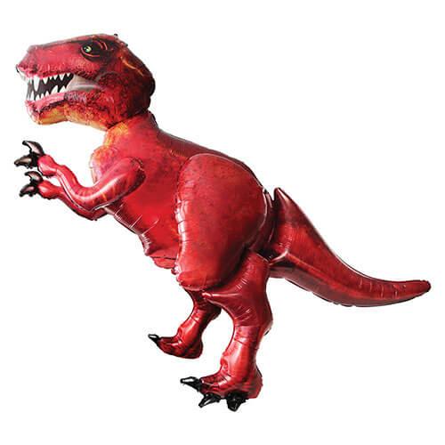 Palloncino T-Rex Dinosauri mascotte AirWalkers 1 pezzo