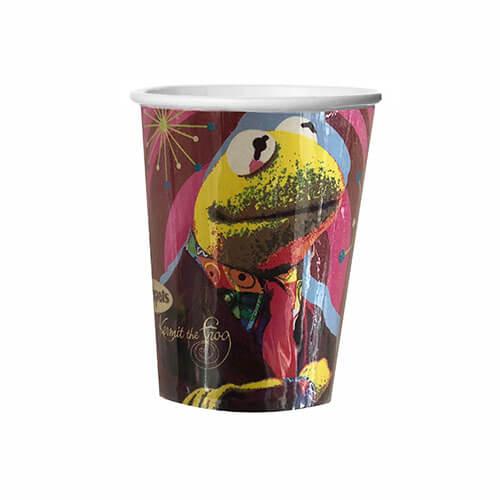 Bicchieri Muppets Disney 8 pezzi