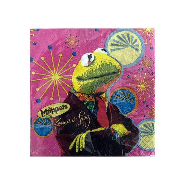 Tovaglioli Muppets Disney piccoli 16 pezzi