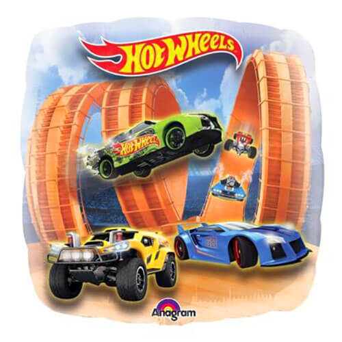 Palloncino Hot Wheels UltraShape 1 pezzo
