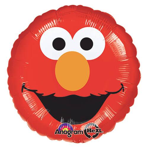 Palloncino Elmo Sesame Street 45 cm 1 pezzo