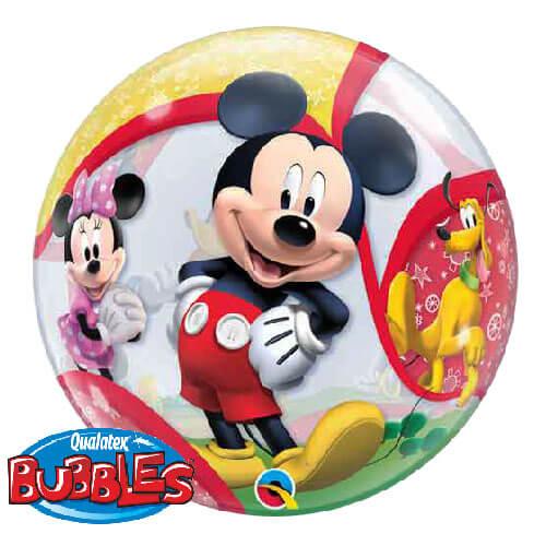 Palloncino Topolino Disney Bubble 56 cm 1 pezzo
