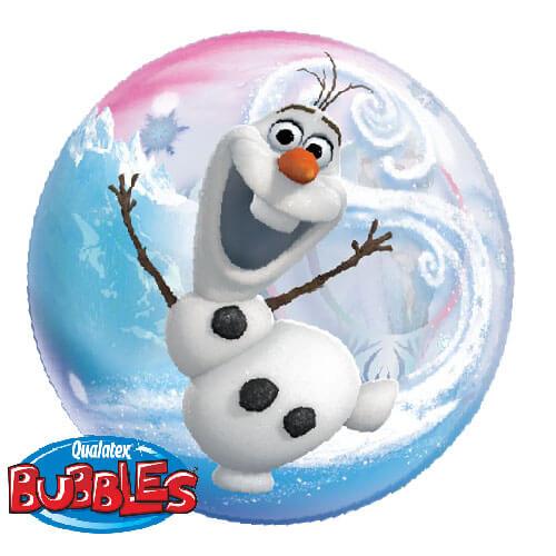 Palloncino Frozen Disney Bubble 56 cm 1 pezzo