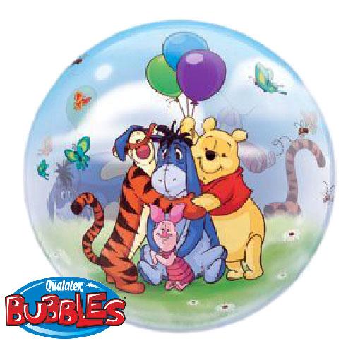 Palloncino Winnie the Pooh Disney Bubble 56 cm 1 pezzo
