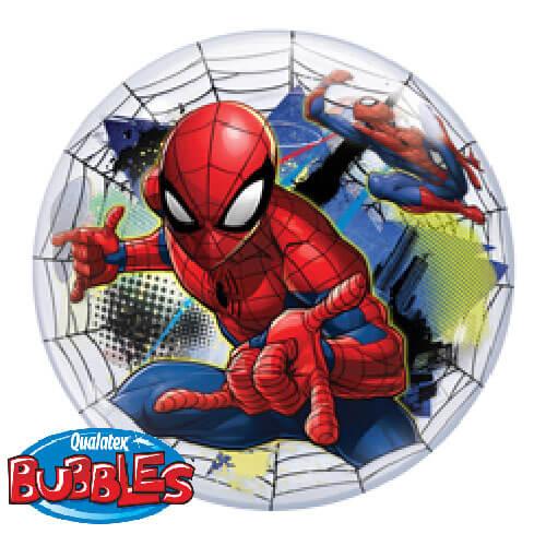 Palloncino Spider-Man Bubble 56 cm 1 pezzo