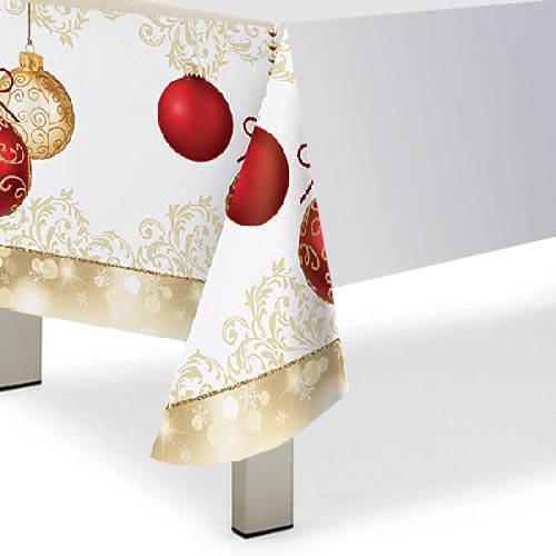 Tovaglia ornamenti di Natale 1 pezzo