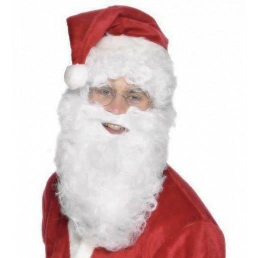 Barba Babbo Natale 1 pezzo