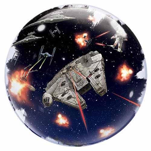Palloncino Star Wars Death Star Double-Bubble 61 cm 1 pezzo