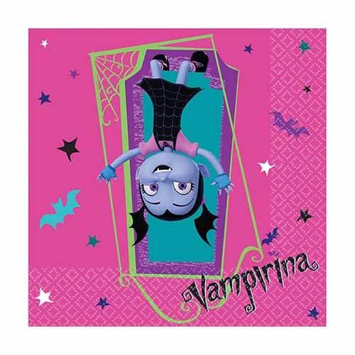 Tovaglioli Vampirina Disney Junior 16 pezzi