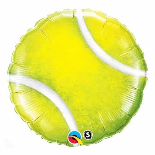Palloncino palla Tennis 45 cm 1 pezzo