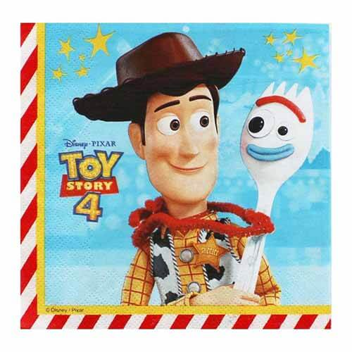 Tovaglioli Toy Story 4 Disney 20 pezzi