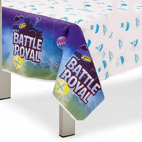 Tovaglia Battle Royal rettangolare 1 pezzo