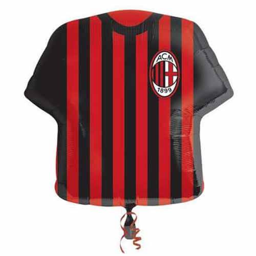 Palloncino maglia AC Milan SuperShape 1 pezzo