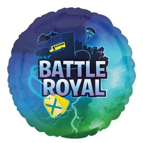 Palloncino Battle Royal 45 cm 1 pezzo