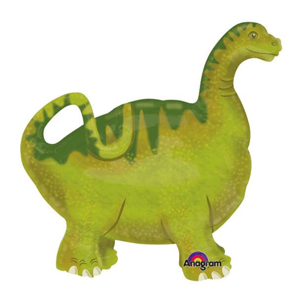 Palloncino Dino dinosauro al guinzaglio AirWalkers 1 pezzo