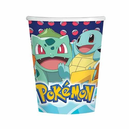 Bicchieri Pokemon GO 8 pezzi