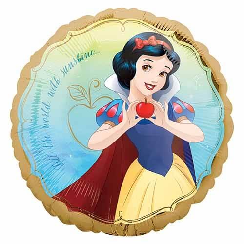 Palloncino Biancaneve Disney 45 cm 1 pezzo