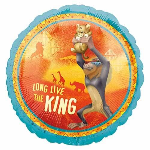Palloncino Il Re Leone Disney 45 cm 1 pezzo