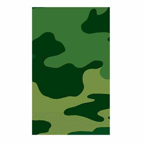 Tovaglia Militare Mimetico 1 pezzo