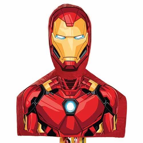 Pignatta Iron Man tira e apri 1 pezzo