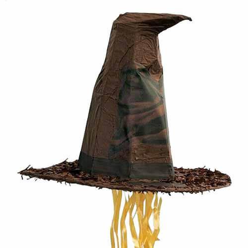 Pignatta cappello parlante Harry Potter tira e apri 1 pezzo