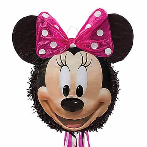 Pignatta Minnie Disney tira e apri 1 pezzo