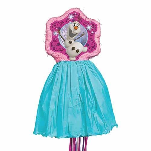 Pignatta Elsa e Olaf Frozen Disney tira e apri 1 pezzo