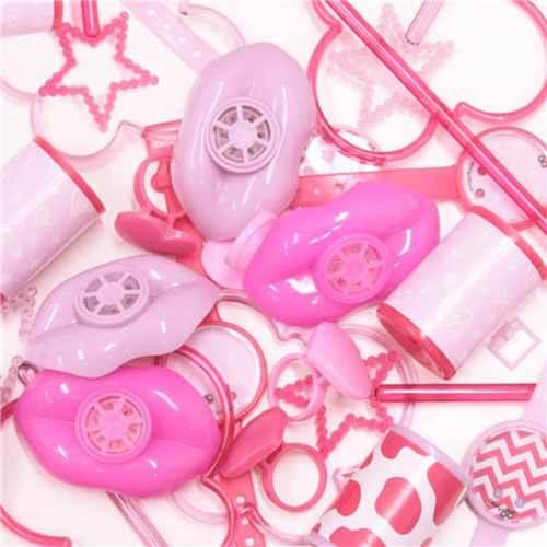 Giocattoli assortimento bambina regali fine feste 24 pezzi