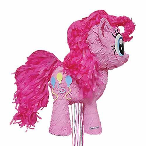 Pignatta Pinkie Pie My Little Pony tira e apri 1 pezzo