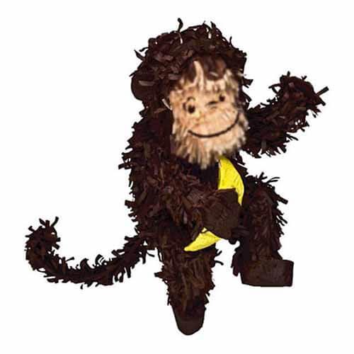 Pignatta scimmietta George tradizionale 1 pezzo