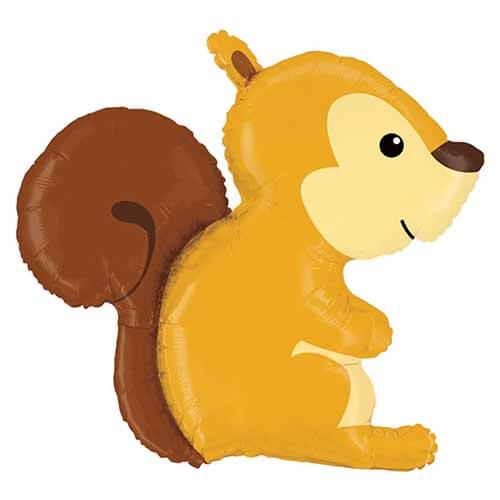 Palloncino scoiattolo del bosco UltraShape 1 pezzo