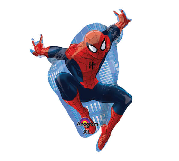 Palloncino Spider-Man SuperShape 1 pezzo